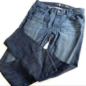 7FAM slimmy blue jeans 36/32